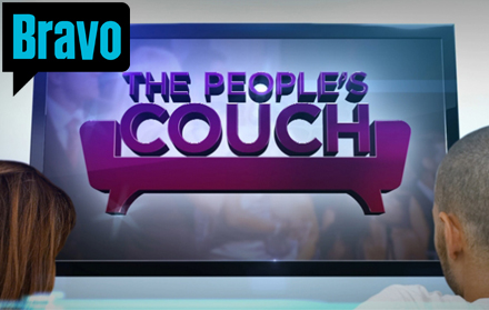The People's Couch - Bravo TV