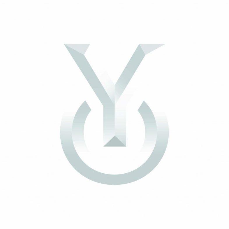 YOCISCO Emblem White